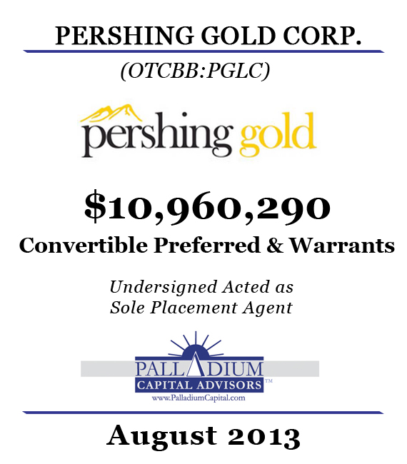 PERSHING GOLD LARGE new